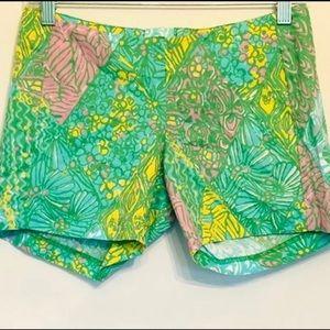 Lilly Pulitzer Shorts 000